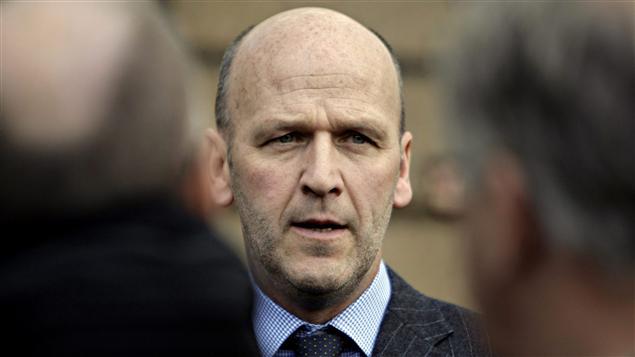 L'ex-ministre fédéral Michael Fortier