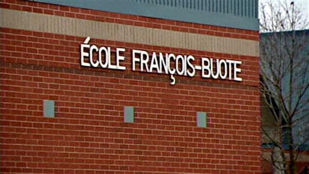 L'école François-Buote