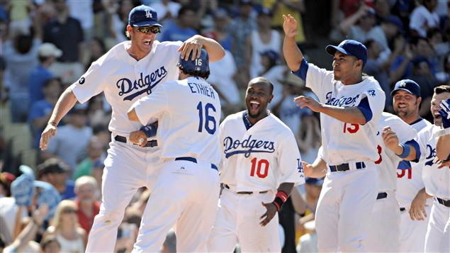 Les Dodgers de Los Angeles