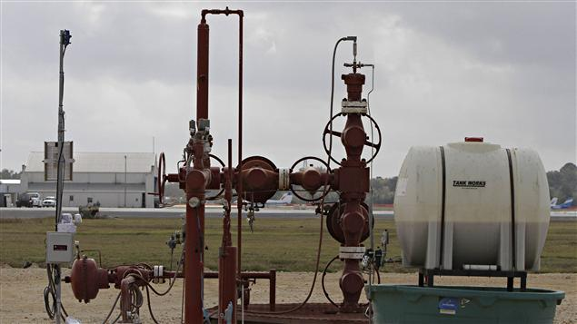 Installations de gaz naturel