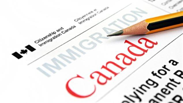 Formulaire d'immigration