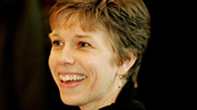 La présidente de l'AMQ Ruth Élaine Vander Stelt