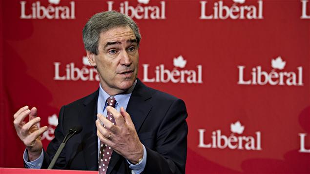 Le chef du Parti libéral, Michael Ignatieff, annonce sa démission au lendemain de l'élection fédérale