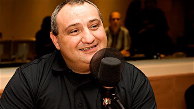 Le chef Giovanni Apollo