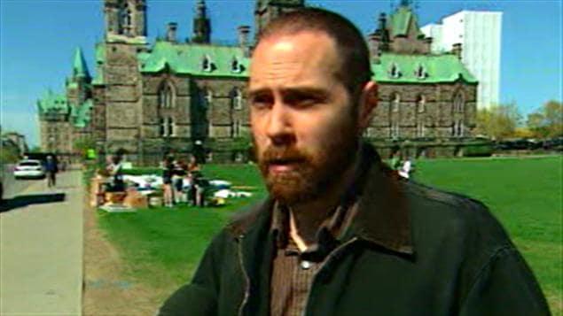 Georges Buscemi, président de la Campagne Québec-Vie