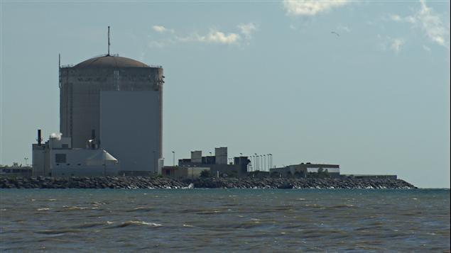 Centrale nucléaire de Gentilly-2