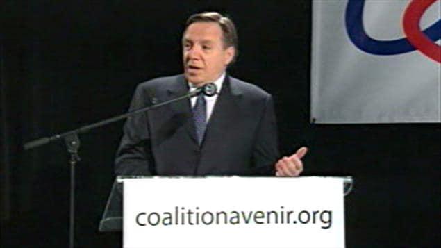 François Legault, cofondateur de la Coalition pour l'avenir du Québec