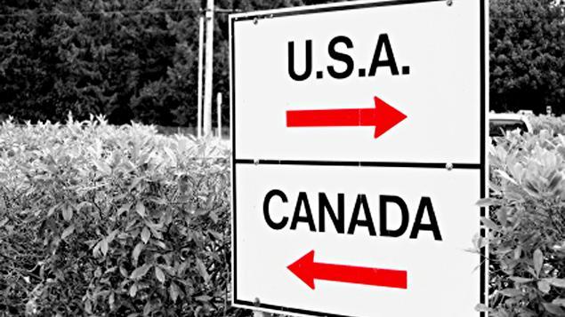Frontière canado-américaine