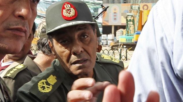 Le général Tantaoui dirige le Conseil suprême des forces armées.