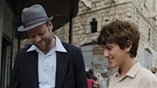 Une scène tirée du film « The Matchmaker »