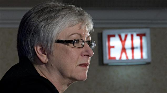 La vérificatrice-générale Sheila Fraser