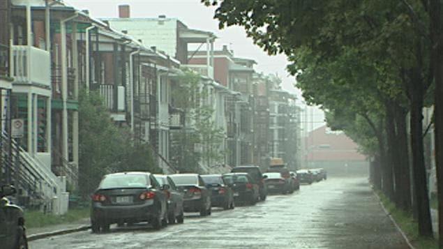 Le quartier Sainte-Cécile de Trois-Rivières