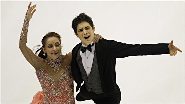 Vanessa Crone et Paul Poirier