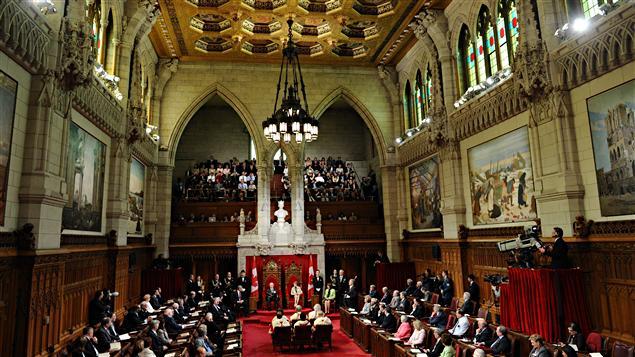 Le Sénat canadien