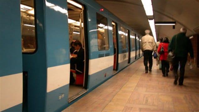 Métro de Montréal (archives)
