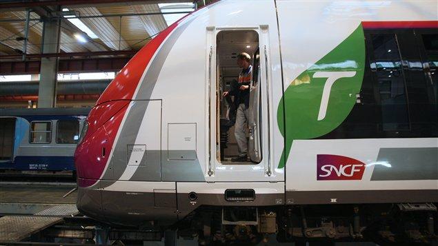 Le Francilien de Bombardier