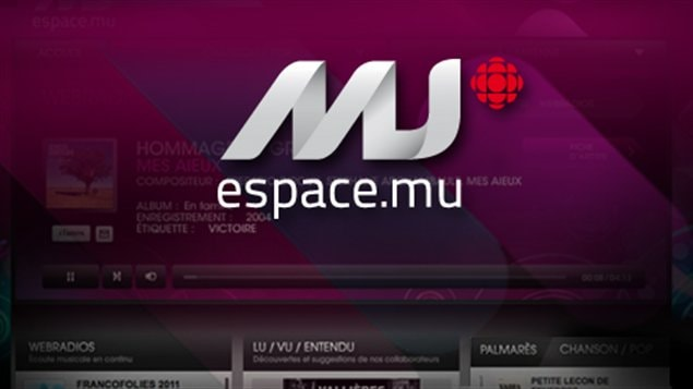Espace Mu, la nouvelle plateforme musicale de Radio-Canada