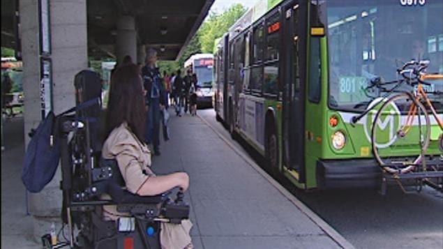 autobus mobilité réduite