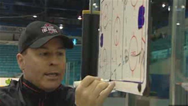 Réal Paiement est le nouvel entraîneur des Gee-Gees d'Ottawa