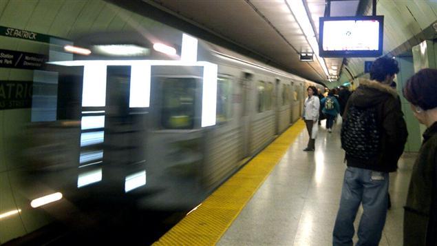 métro de Toronto