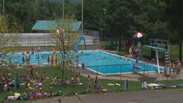 Une piscine publique de Sherbrooke