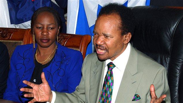 L'ancien président de la Zambie, Frederick Chiluba