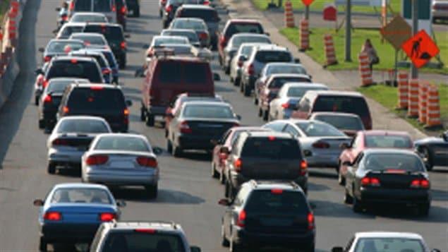 La circulation à Montréal