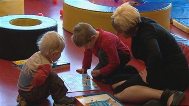 Centre de la petite enfance la Grange aux lutins