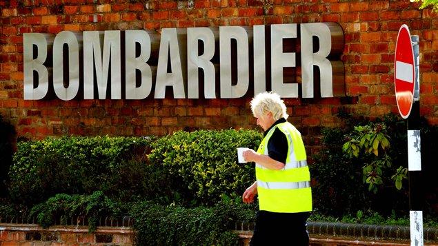 Usine de Bombardier à Derby