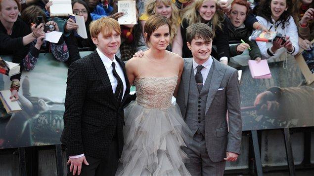 J K Rowling Appuie Le Choix D Une Actrice Noire Pour Jouer