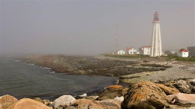 Le site historique de Pointe-au-Père