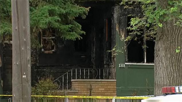 Une cinquième personne a perdu la vie après l'incendie d'une résidence du centre-ville de Winnipeg.