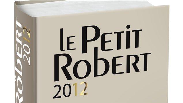 Le Petit Robert 2012