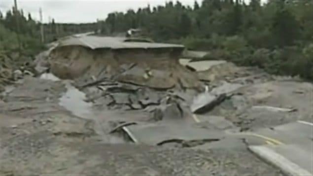 deluge-Côte-Nord