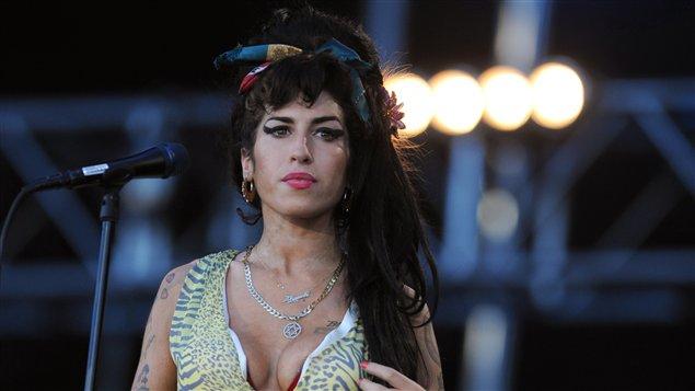 Amy Winehouse en 2008