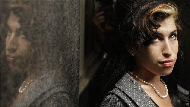 Amy Winehouse à Londres le 23 juillet 2009