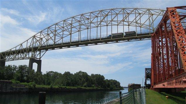 Pont international de Sault-Sainte-Marie