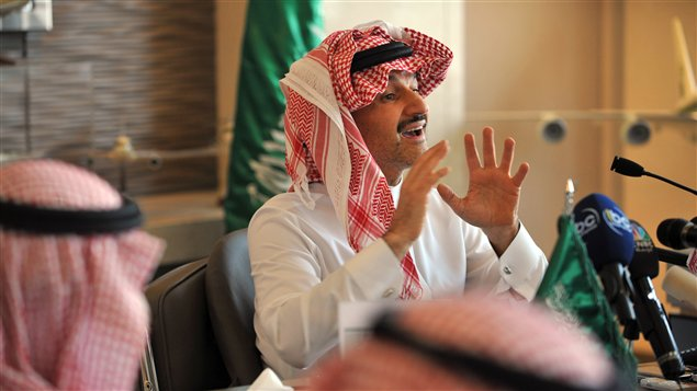 Le prince saoudien Alaweed bin Talal