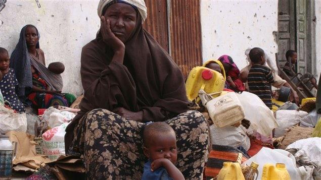 Réfugiés somaliens