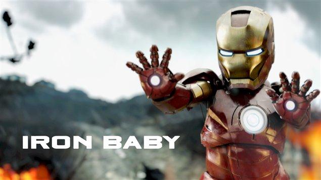 Iron Baby de Patrick Boivin