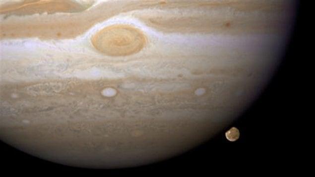 La tache de Jupiter