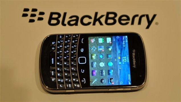 Cellulaire BlackBerry