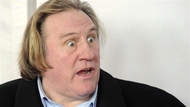 L'acteur français a uriné dans le couloir d'un avion à bord d'un vol Paris-Dublin.
