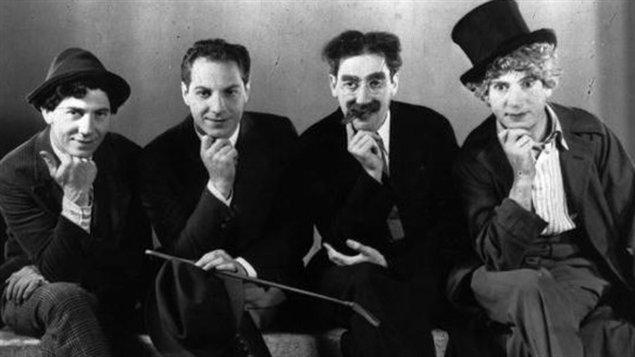 Les frères Marx