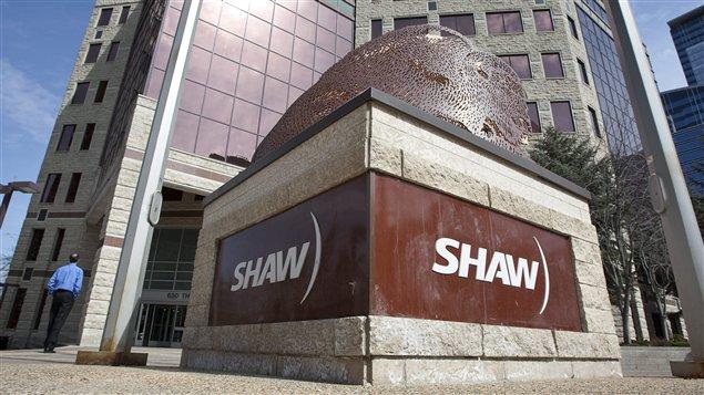 Le siège social de Shaw à Calgary (archives)