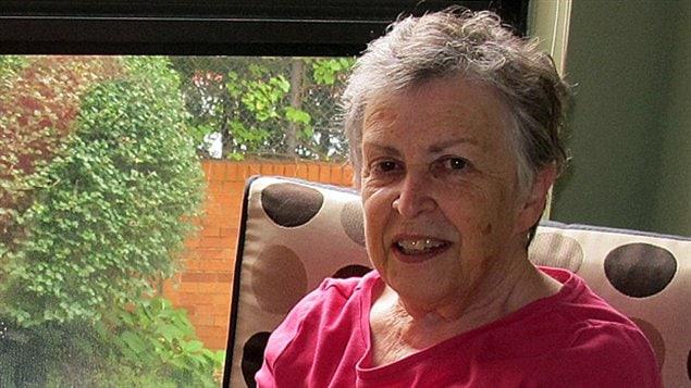 La Torontoise Lois Kamenitz a été bloquée à la frontière des États-Unis parce que les autorités américaines savaient qu'elle avait fait une tentative de suicide il y a quatre ans.