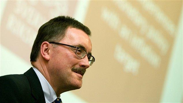 Jürgen Stark, ancine économiste en chef de la BCE.