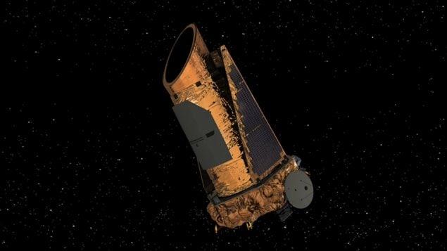 La sonde spatiale Kepler