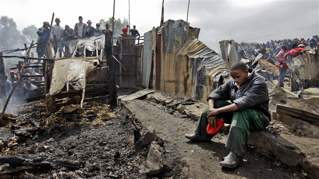 Explosion d'un oléoduc à Nairobi, au Kenya