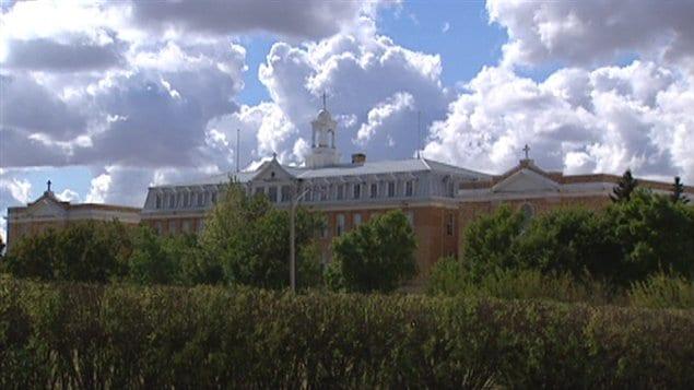 Ancien couvent de Gravelbourg